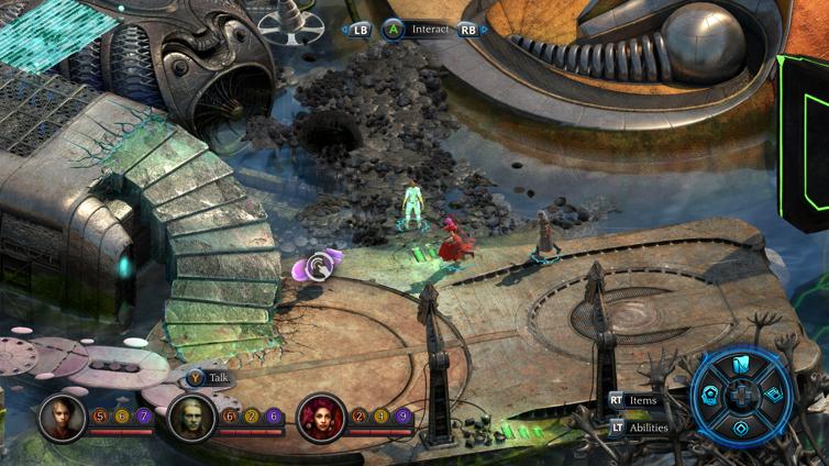 Torment: Tides of Numenera Screenshot 4
