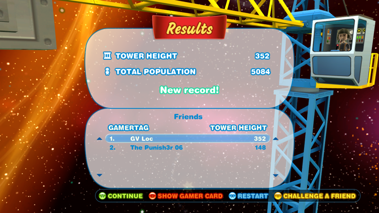 Tower Bloxx Deluxe Screenshot 2