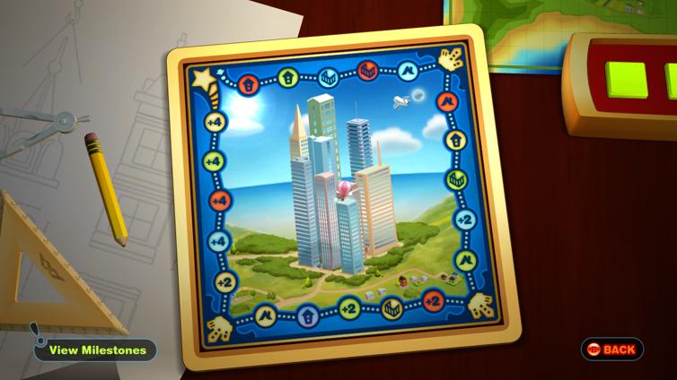 Tower Bloxx Deluxe Screenshot 1
