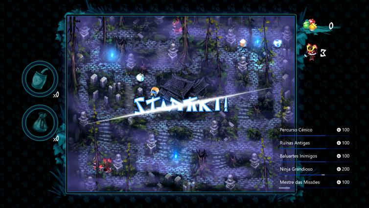 Nutjitsu Screenshot 3