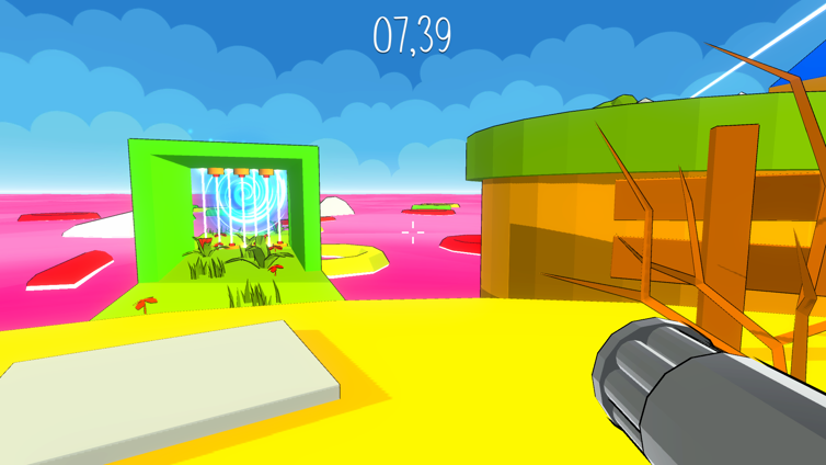 Bouncy Bullets Screenshot 2