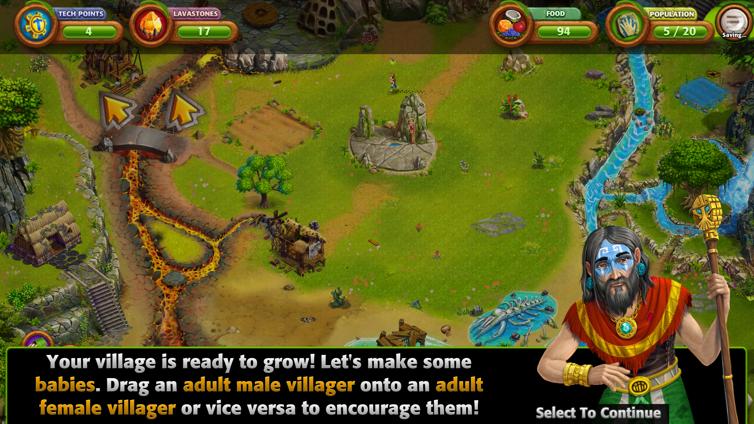 Virtual Villagers Origins 2 Screenshot 1